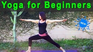 Yoga for Beginners | an introduction to beginners yoga (26 min)