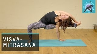 Visvamitrasana! Advanced Yoga with MacKenzie Miller