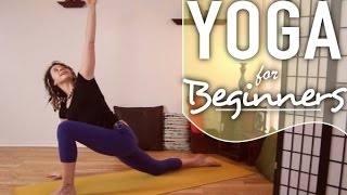 Yoga For Beginners - 30 Minute Home Yoga Workout || Flexibility & Relaxation