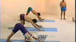 Ashtanga Yoga Intermediate Series with Sri K. Pattabhi Jois
