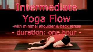 Intermediate 1 Hour YogaFlow Full Class