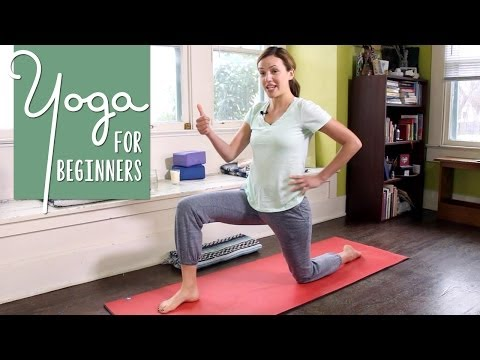 Yoga For Beginners - 40 Minute Home Yoga Workout